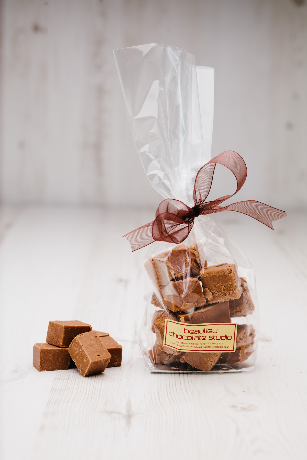 Milk Chocolate Fudge – Beaulieu Chocolate Studio